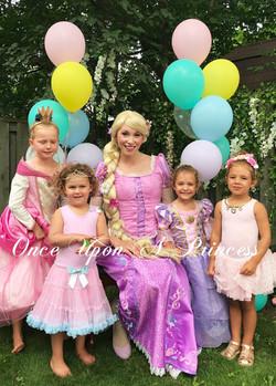 Rapunzel toronto 3 once upon a princess