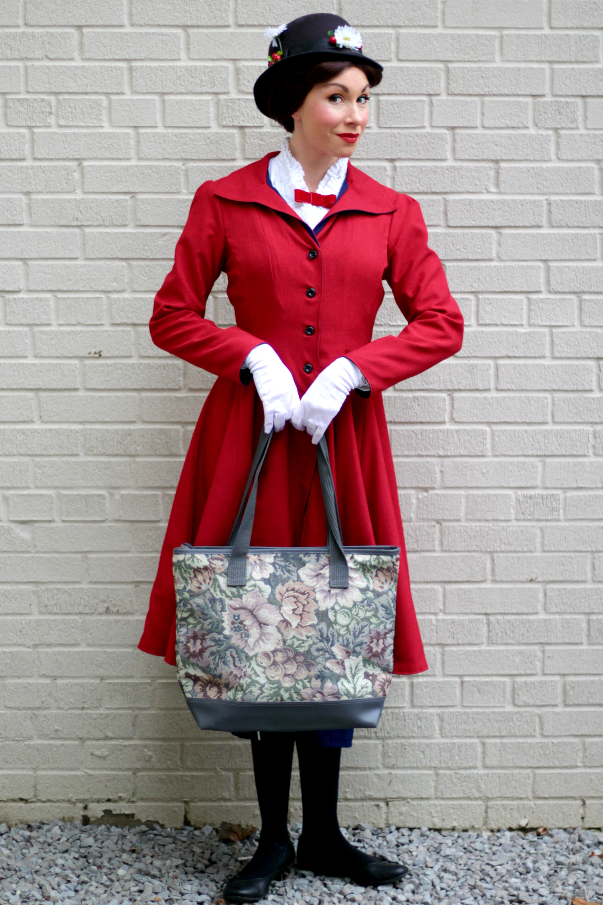 Mary Poppins red 2 Once Upon A Princess