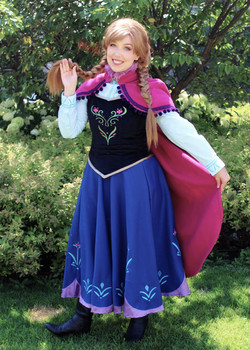 Anna c 2 once upon a princess party toronto