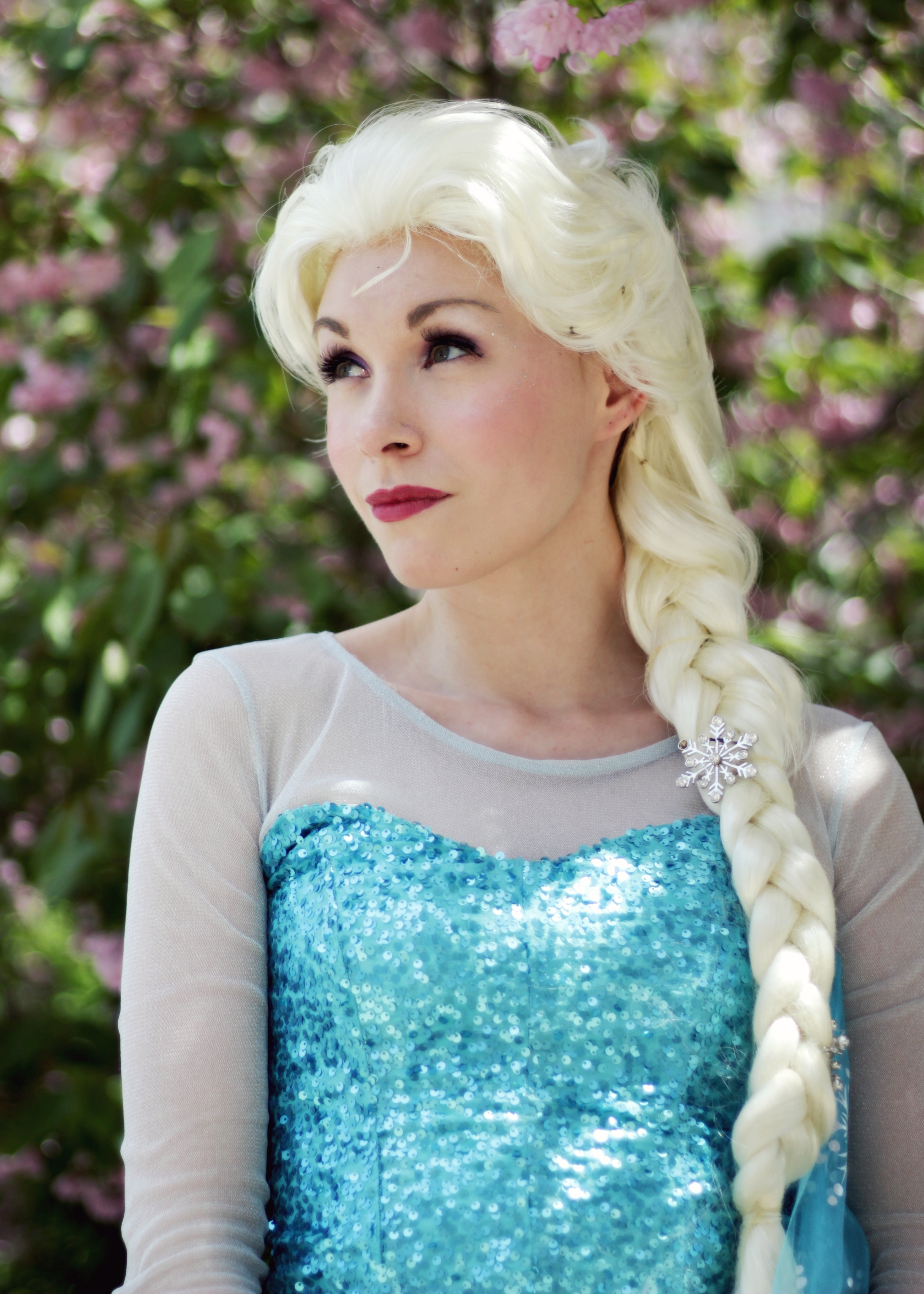 Snow Queen Once Upon A Princess Party To