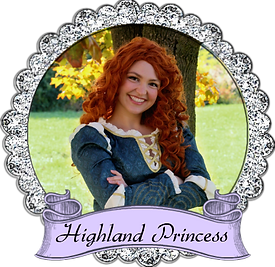 banner merida once upon a princess toron
