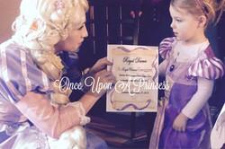 rapunzel princess party kingston