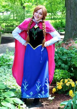 anna once upon a princess party toronto.