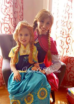 ice princess party once upon a princess kingston
