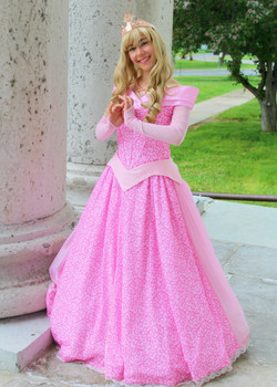 aurora once upon a princess party toront