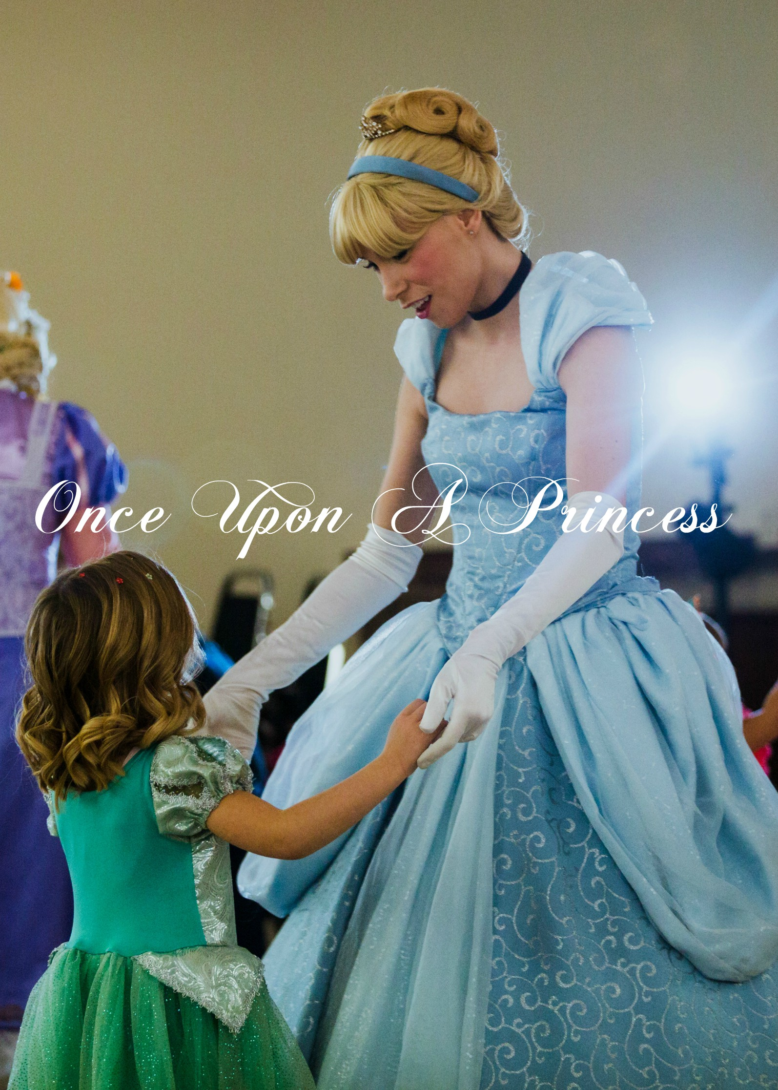 Dance Party Cinderella Once Upon A Princess