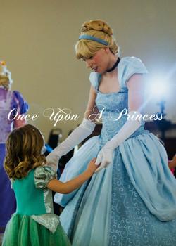 Dance Party Cinderella Once Upon A Princess