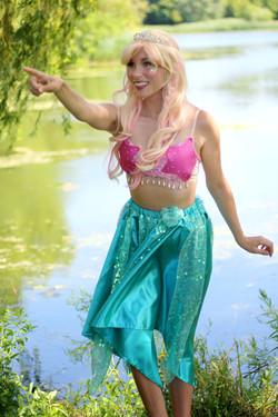mythical mermaid once upon a princess 2.