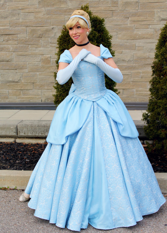 Cinderella parks oce upon a princess par