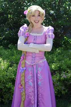 Rapunzel K2 Once Upon A Princess Party T