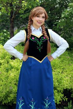 Anna D2 Once Upon A Princess Party Toron