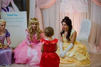 Princess partis Toronto Once Upon A Princess