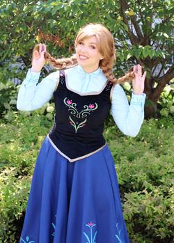Anna c 1 once upon a princess party toronto