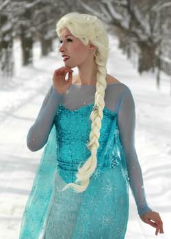 elsa snow 2