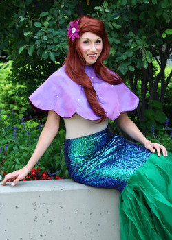 little mermaid winter wear once upon a p