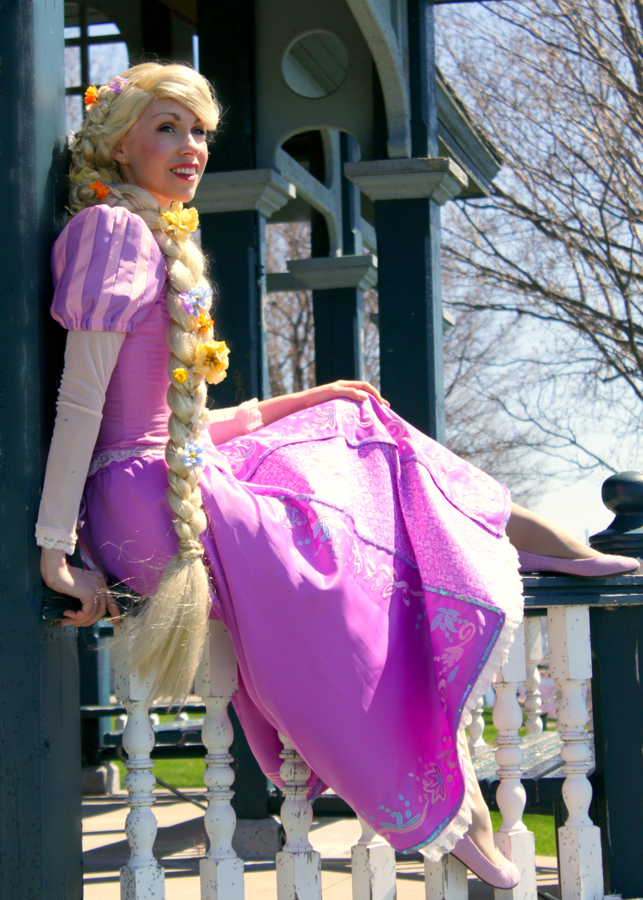 Rapunzel Toronto