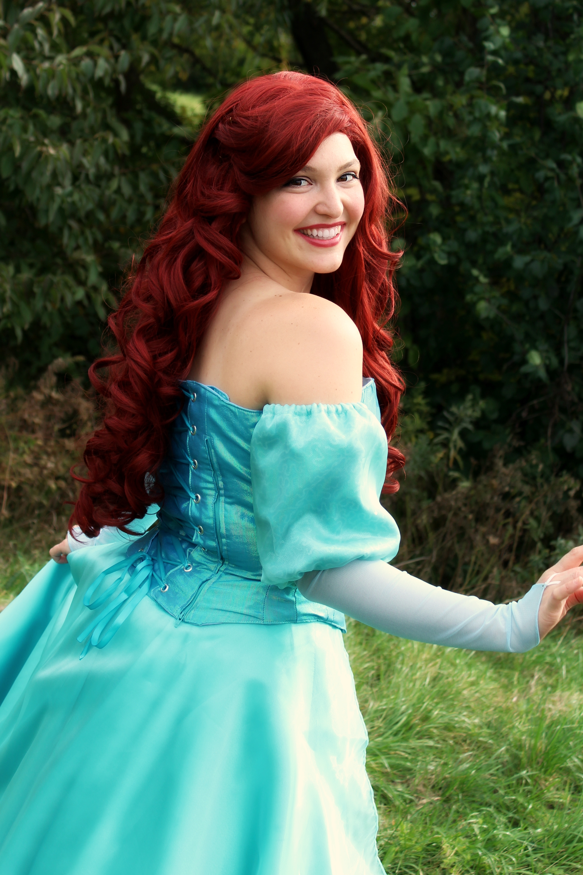 Ariel E 1 Once Upon A Princess