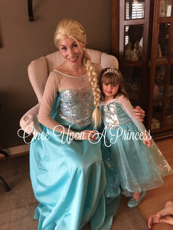 Snow Queen Parties Once Upon A Princess Party Kingston