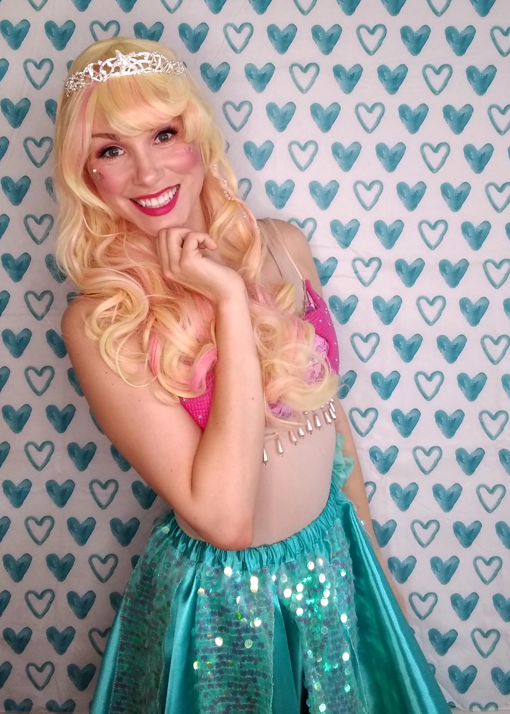 mermaid princess hearts once upon a prin