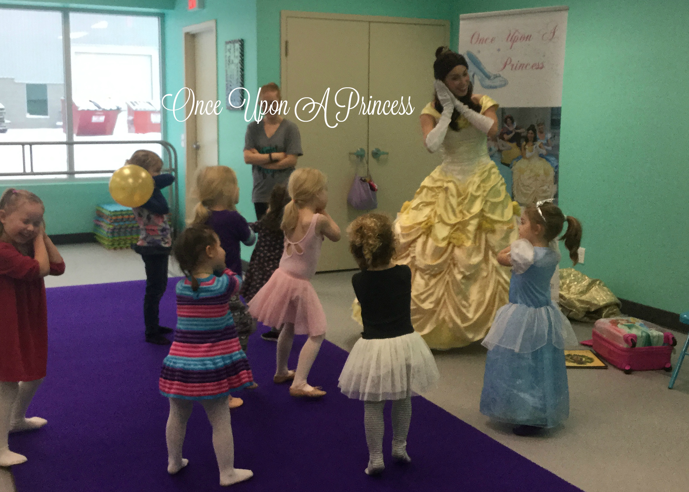 belle danceforce 3 once upon a princess party