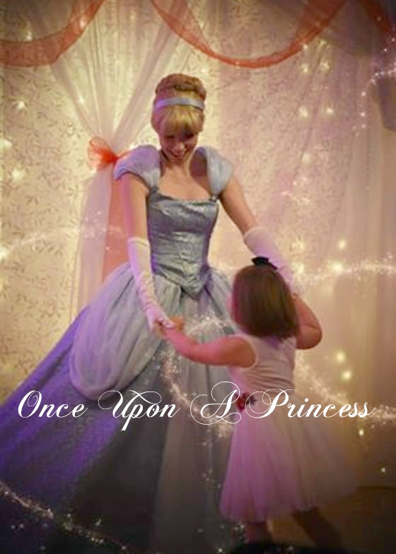 cinderella ball once upon a princess party kingston