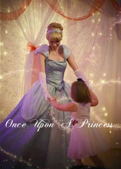 cinderella ball once upon a princess party kingston