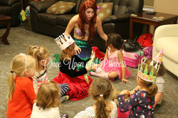 once upon a princess party kingston