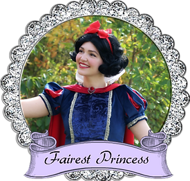 Banner snow white toronto once upon a pr