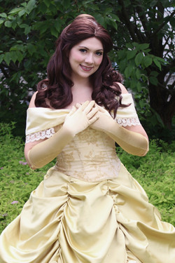 Belle D2 Once Upon A Princess Party Toro