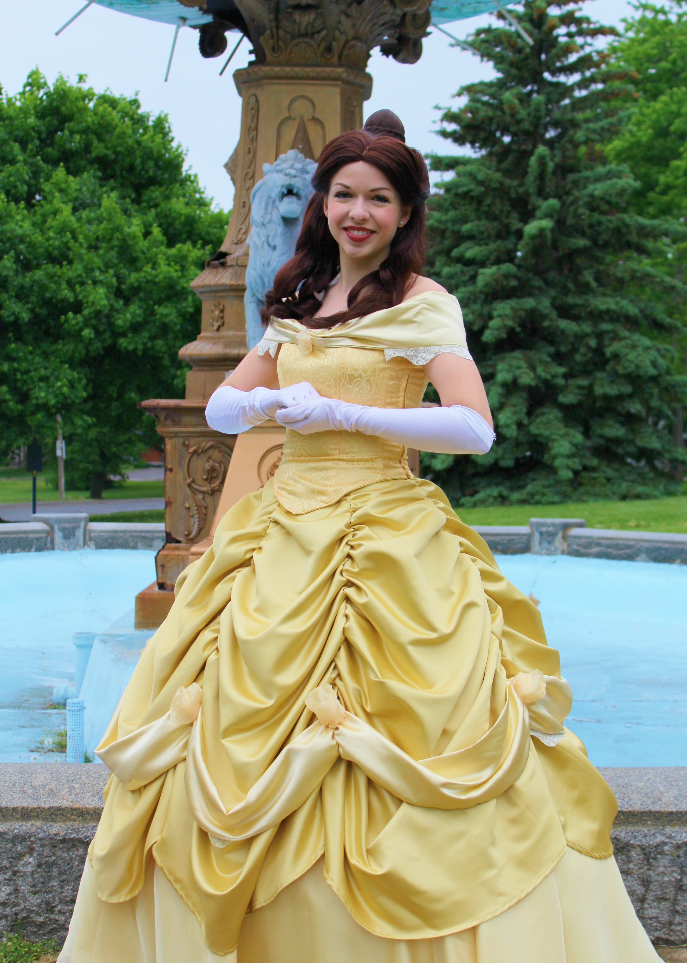 Beauty Once Upon A Princess Party Toront