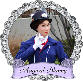 Banner Mary Poppins Once Upon A Princess