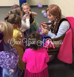 Ice Princess Once Upon A Princess Kingston