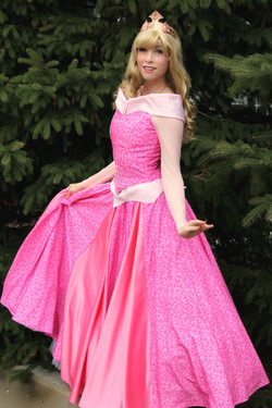 new aurora 2 once upon a princess party