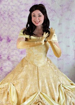 belle kay once upon a princess party tor