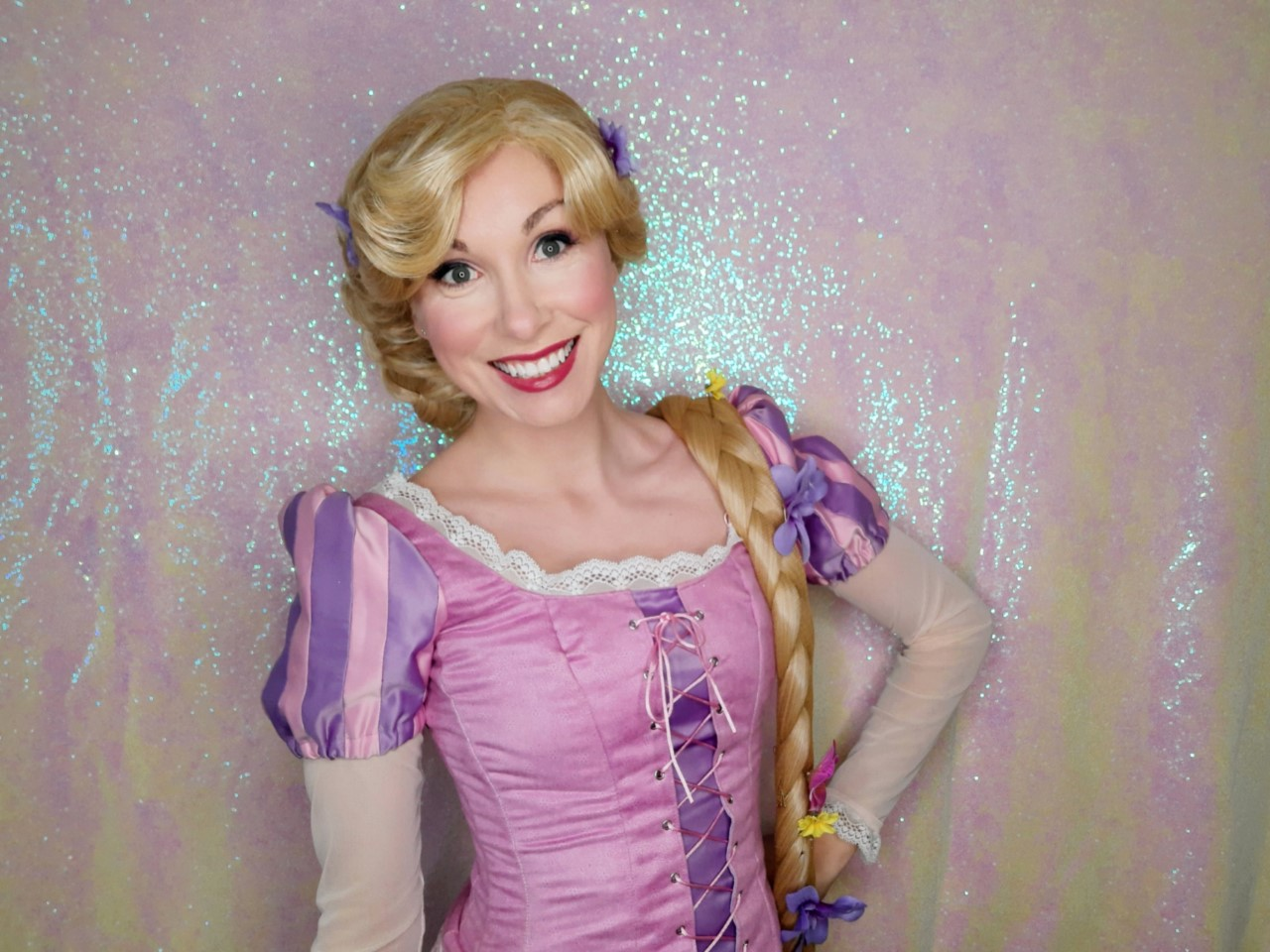 Rapunzel Toronto Princess Party