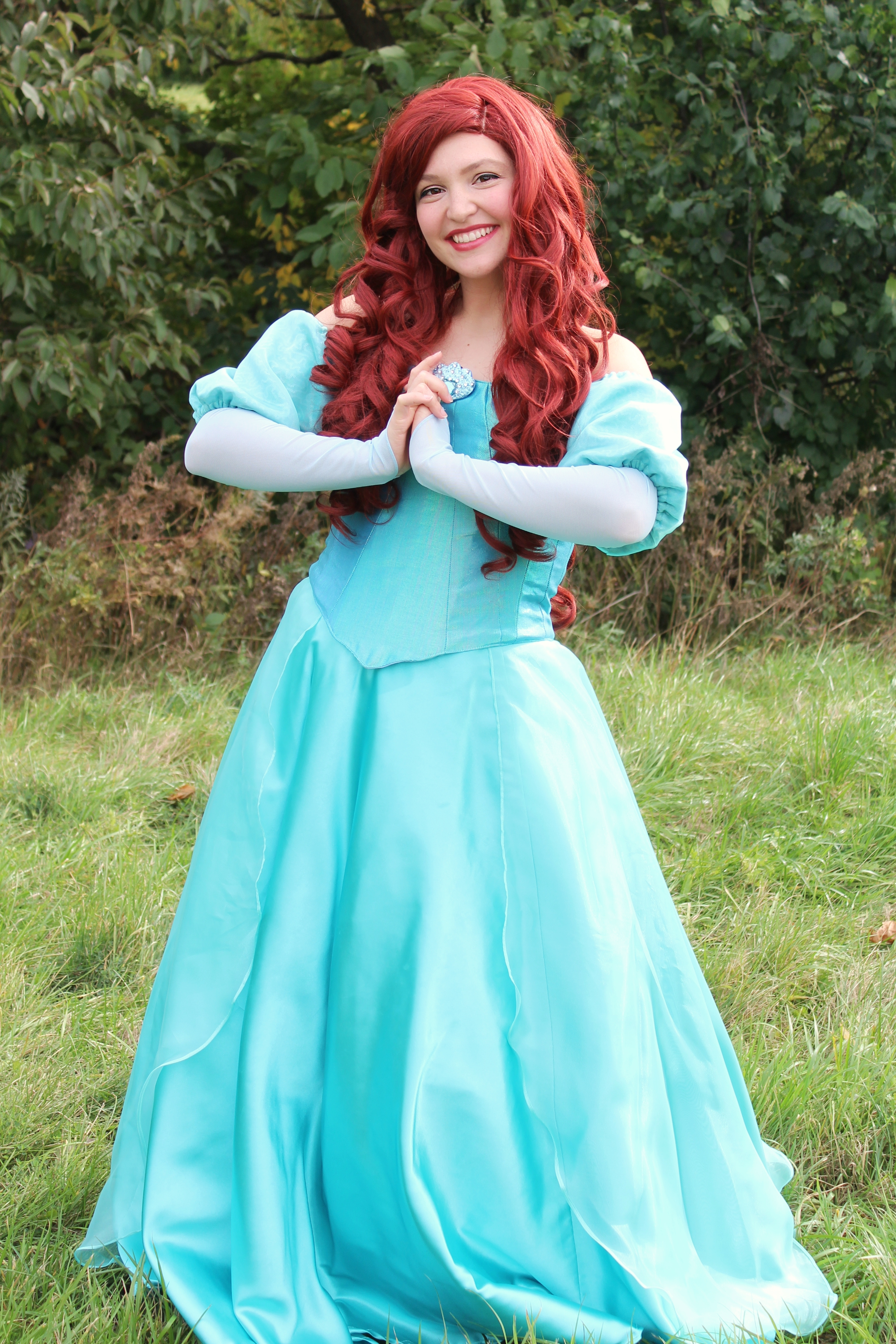 Ariel E 6 Once Upon A Princess