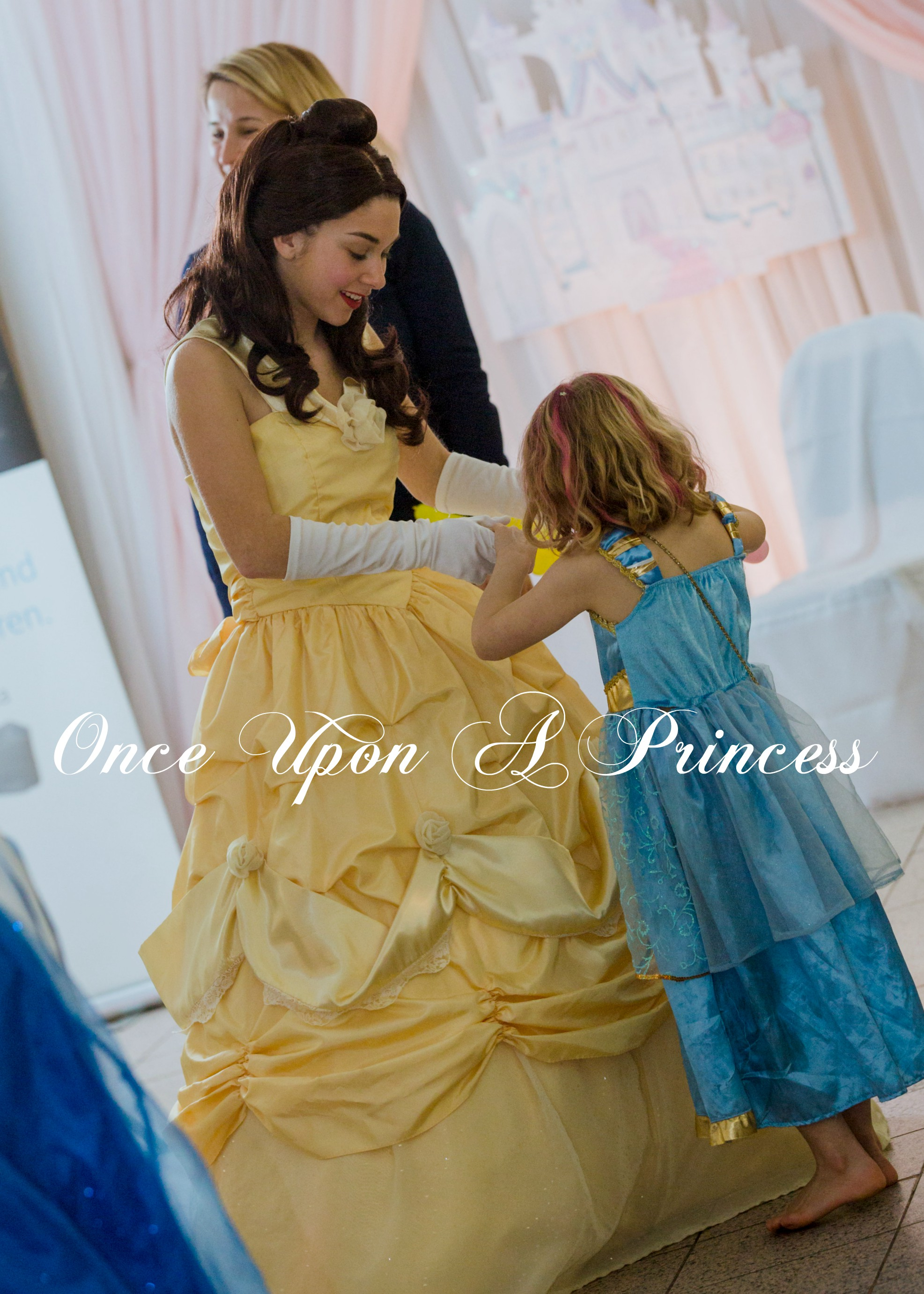 Dance Party belle Once Upon A Princess