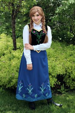 Anna D Once Upon A Princess Party Toront