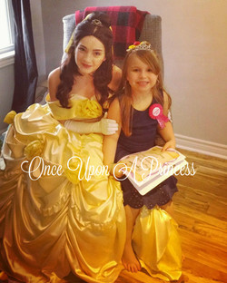 Beauty Once Upon A Princess Party Kingston