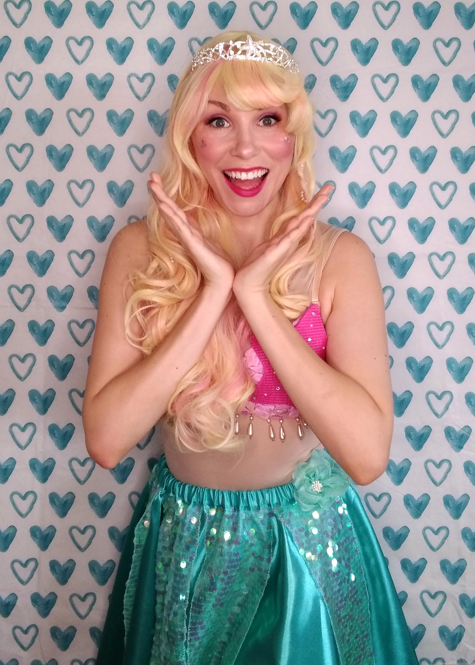 mermaid princess hearts 2 once upon a pr