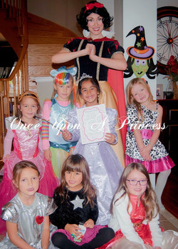 Snow White Party Once Upon a Princess Pa