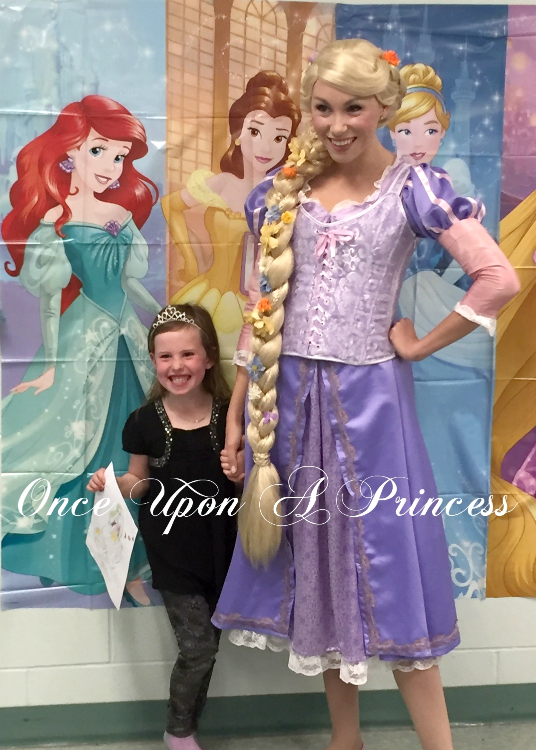 Rapunzel party Once Upon A Princess Kingston 2