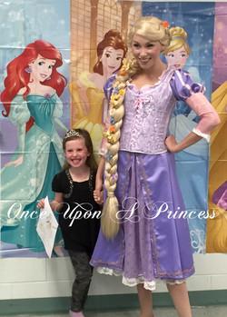 Rapunzel party Once Upon A Princess Kingston 2
