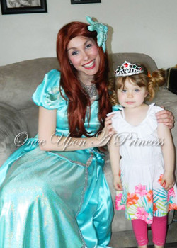 Little Mermaid Dress Once Upon A Princess Party