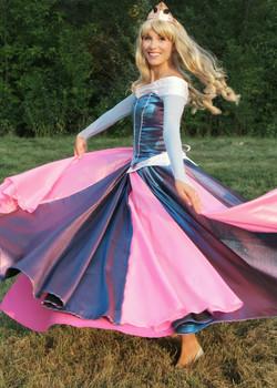 Aurora colour change once upon a princes