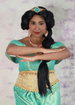 jasmine once upon a princess party toron