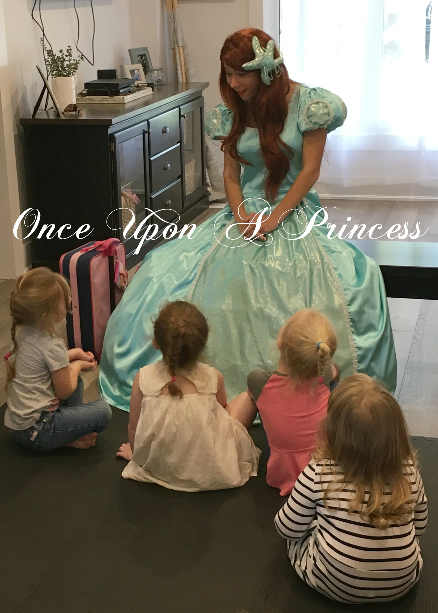 little mermaid party 2 once upon a princess