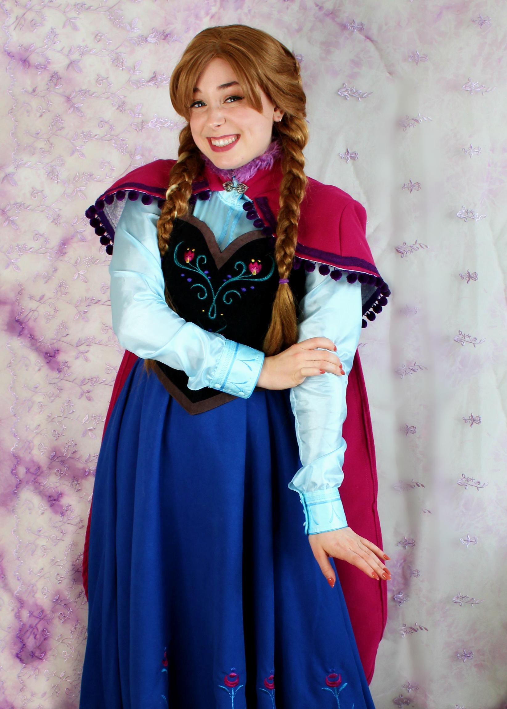 ice princess kay once upon a princess pa