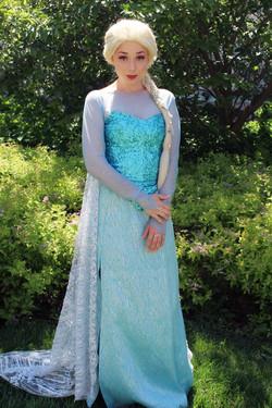 Elsa K Once upon A Princess Party Toront