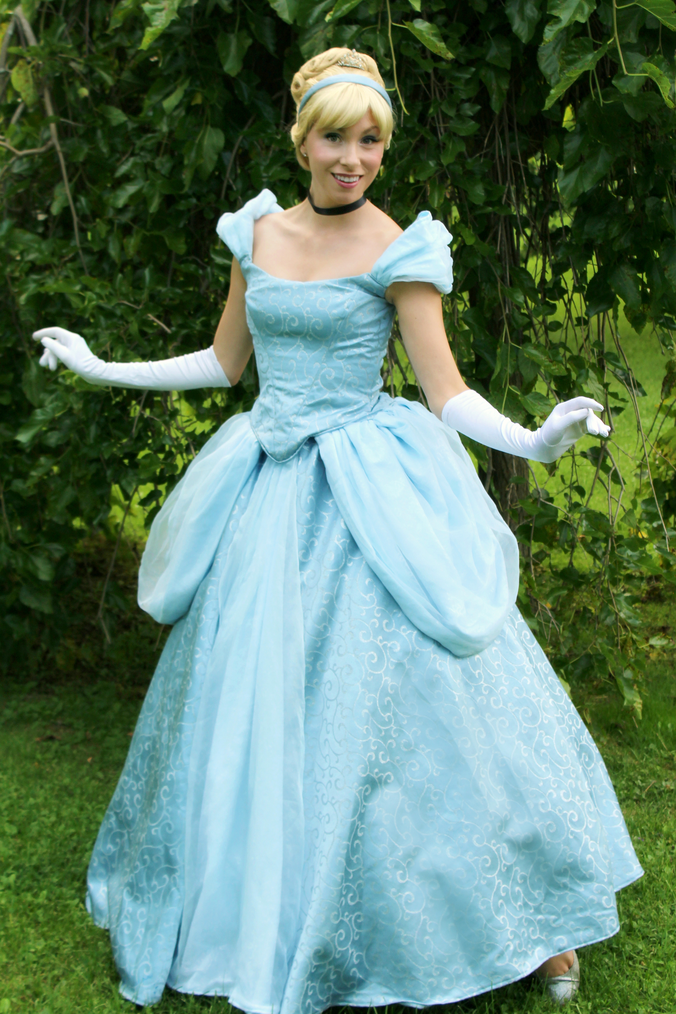Cinderella New once upon a princess part